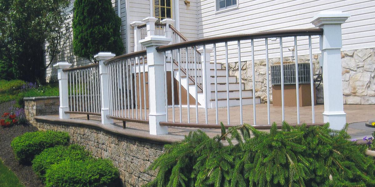 railing job